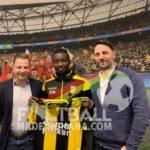 Dauda Mohammed joins Vitesse Arnhem in transfer deadline day move from Anderlecht