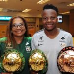 Banyana's Ellis, Kgatlana invited to SONA2019