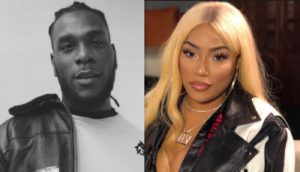 VIDEO: Stefflon Don is the perfect person' - Burna Boy gushes about his woman