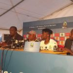 Satellites Coach Jimmy Cobblah worried about playing Senegal on Wednesday