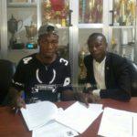 Asante Kotoko register new signings Habib, Teguy for CAFCC