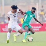 Ghana U20 star Mohammed Kudus gutted by Senegal defeat