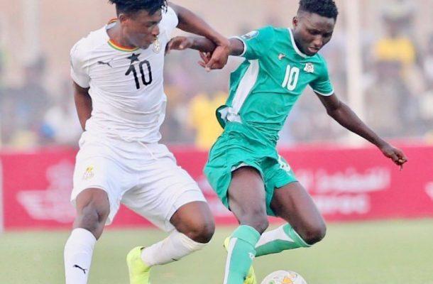 Ghana U20 star Mohammed Kudus gutted by Senegal defeat