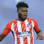 Thomas Partey set to play key role in Madrid derby today