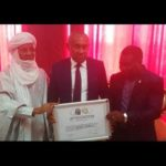 CAF President Ahmad honoured by Niger government