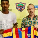Goalkeeper Richmond Ayi justifies why he joined 'big club' Accra Hearts of oak
