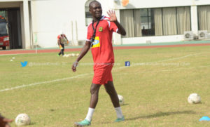 Kotoko coach Akunnor wary of Nkana FC threat