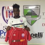 Inter Allies capture Ishmael Mumin from division one side Vision FC
