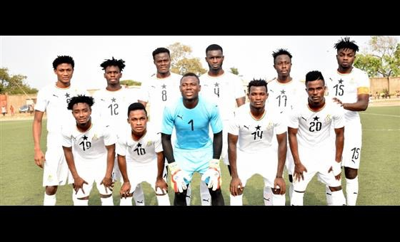 U-20 AFCON: Ghana exit competition after 1-0 defeat to Mali