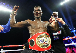 Commey vs Lomachenko bout called off