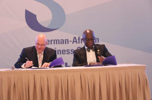 GIPC signs MoU with German-African Business Association (Afrika-Verein)