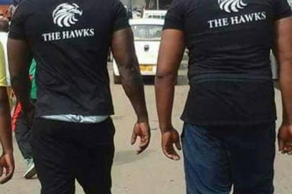 Four Hawks declared wanted