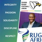 Herbert Mensah declares Rugby Africa Presidential bid