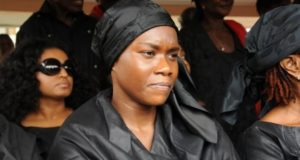 Police sexually harassed me while investigating my husband's death - JB Danquah-Adu's wife