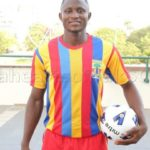 Joseph Esso drops the famous No.11 shirt of Hearts of Oak
