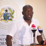 Information Minister rubbishes Minority's petition to U.S. over PDS scandal