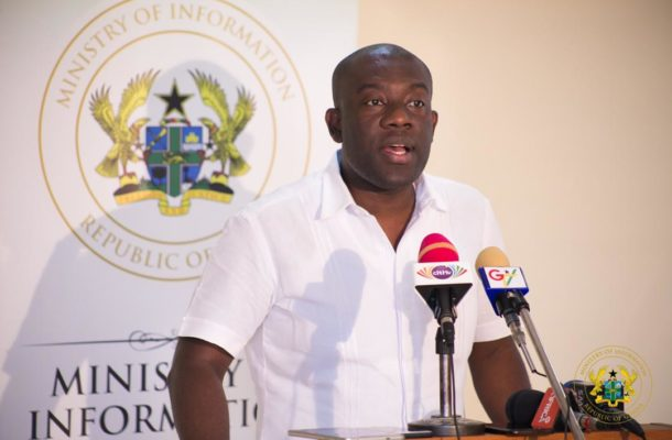 Over 200 Ghanaians to be deported from Kuwait – Information Minister