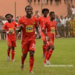 CAF Confederation Cup: Asante Kotok 2-1 Zesco United to be in contention