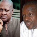 Bagbin slams Mahama again: Your 'boot for boot' comment utter stupidity