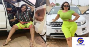 VIDEO: I can't date guys who don't have better cars than myself - Moesha Bodoung