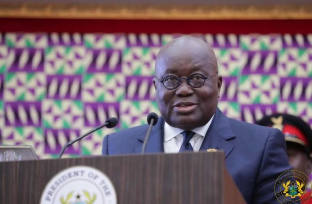 SONA 2019: I have brought NHIS back to life - Akufo-Addo touts achievements