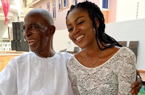 I forgave my father but I didn't attend his funeral - Yvonne Nelson reveals