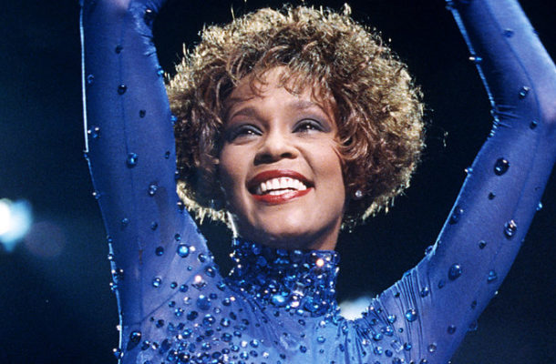 Whitney Houston nominated for Rock & Roll hall of fame