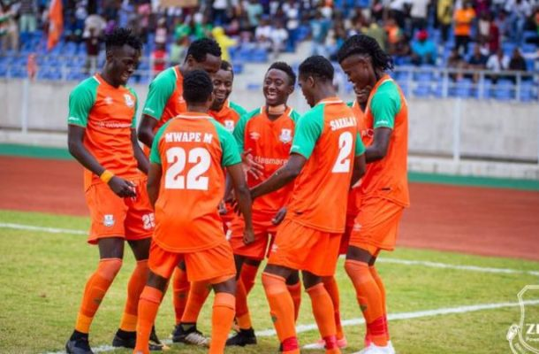 Zesco United talk tough ahead of Kotoko clash