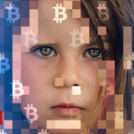 Child abuse hidden in crypto-currency code