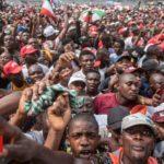 As Nigerians vote, false information spreads