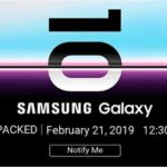 Samsung GalaxyS10+ hands-on video leaked ahead of February 20 launch
