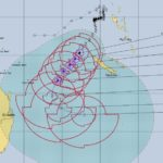 Tropical Cyclone Oma scours New Caledonia