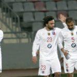 Preliminary Stage 1: Al Wehdat 2-3 Kuwait SC