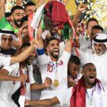 IR Iran stay top, Qatar's ranking surges by 38