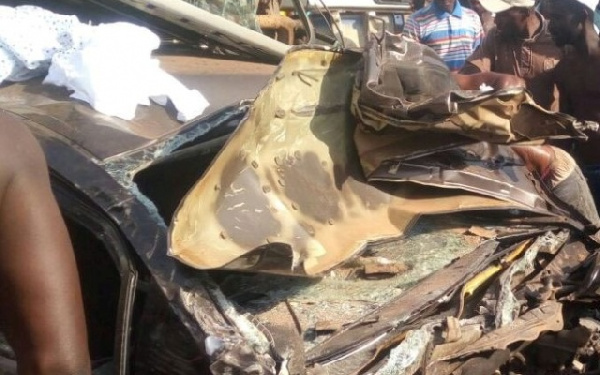 5 dead; 40 injured in Asuokwaw accident