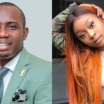 VIDEO: Efia Odo, Counsellor Lutterodt in near blows at studio over her outfit