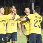 Group G: Ceres Negros FC 3-2 Shan United