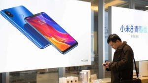 Xiaomi leads smartphone sales in India, but slumps on home turf