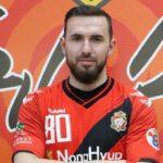 Gyeongnam FC sign Jordon Mutch