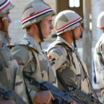 Egyptian security forces kill 16 suspected fighters in Sinai