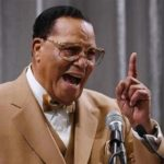 Louis Farrakhan calls for separate state for US blacks