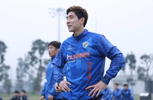 Yun Young-sun raring to go after four-year ACL absence