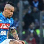 Napoli's Hamsik completes Dalian move