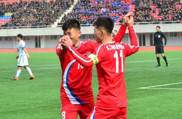 Preliminary Stage - 2nd Leg: Ryomyong SC 3-0 Erchim FC