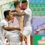 Kalezic content with draw in historic game