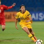 Kerr named Matildas captain