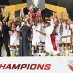 Qatar clinch historic title