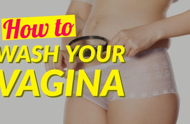 LIFESTYLE: How to clean your vulva and vagina