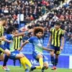 Preliminary Stage 2: Pakhtakor 2-1 Air Force Club