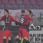 Play-off: Kashima Antlers 4-1 Newcastle Jets